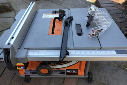 Small-Shop Powermatic Table Saw | Tools of the Trade