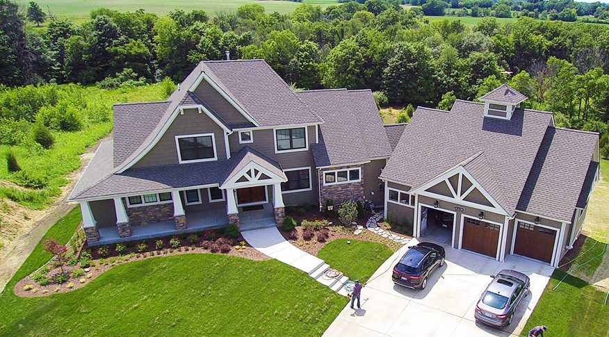 Custom Home Architect Magazine Cl Design Build Inc Yorkville Il Usa Custom Home