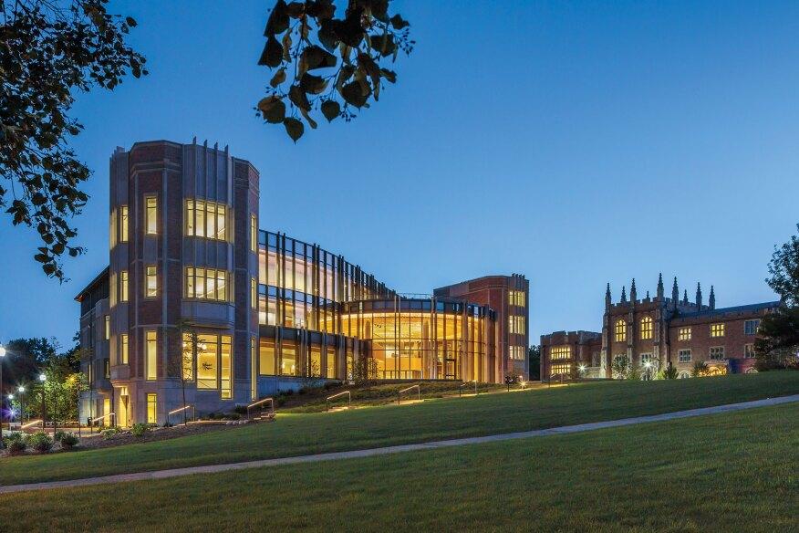 The wooden lantern architectural lighting magazine institutional