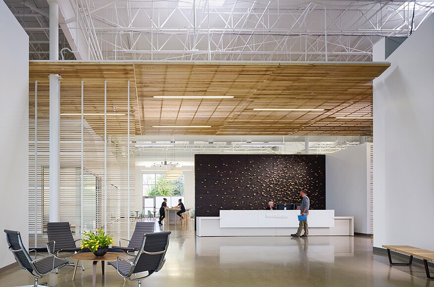 Newell Rubbermaid Design Center | Architect Magazine | Byce ...