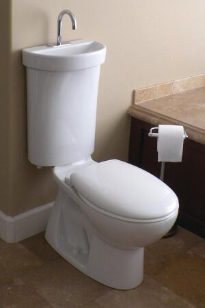 Toilet Integrates Sink Architect Magazine