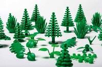 Lego Debuts Plant-Based Plastic Plants