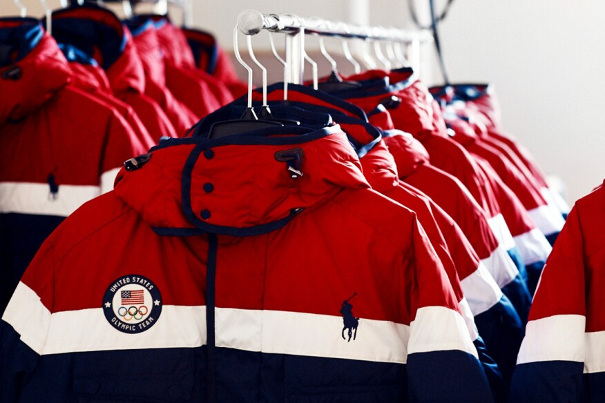 Ralph Lauren Designs High Tech Uniforms For 2018 Us Olympic And