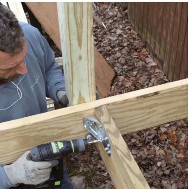 Safe Deck Railings Stairs: A Guideline Toward Safer Deck Railings