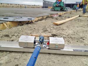 Vibrating Concrete Float Concrete Construction Magazine