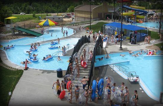 Pella Aquatic Center Aquatics International Magazine
