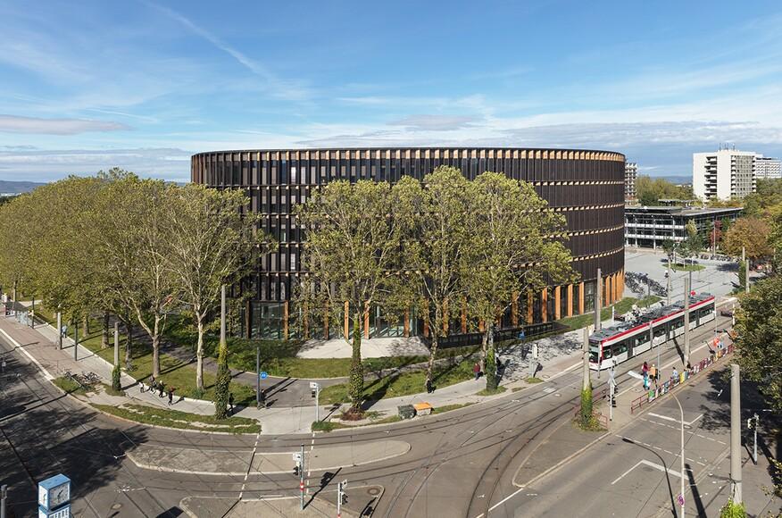 Town hall freiburg im breisgau architect magazine for Interior design freiburg