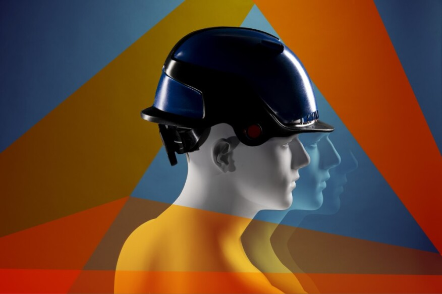 """40cf5d7295500 Students Design the """"Hard Hat of the Future"""""""