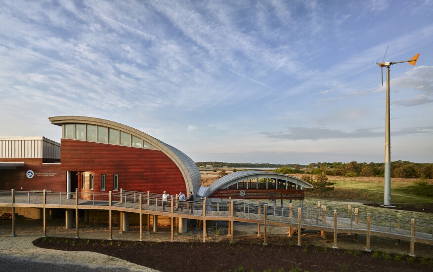 Lessons From A Living Building The Brock Environmental