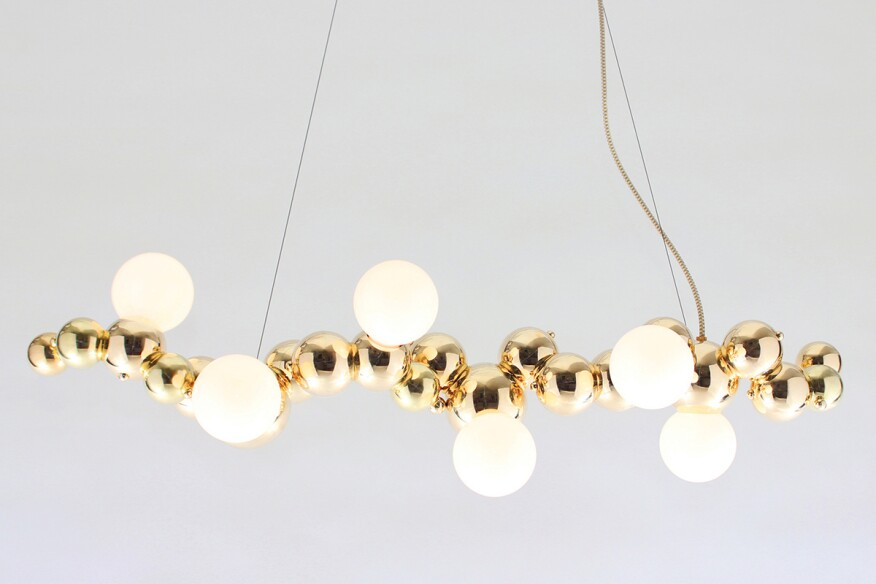 Seven Brass Lighting Products from ICFF 2016 | Architect Magazine ...