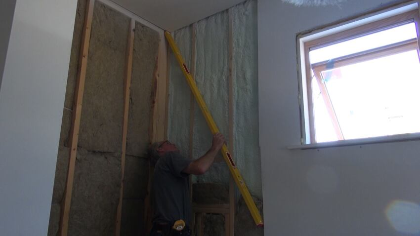 preparing bathroom walls for tile prepping shower walls for tile jlc 24017