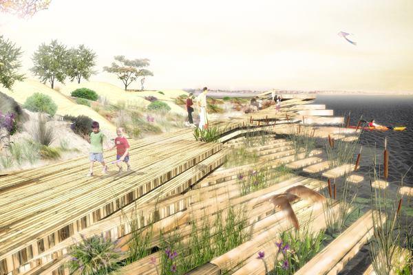 Report Proposes New Infrastructure To Combat Sea Level Rise In Boston Architect Magazine