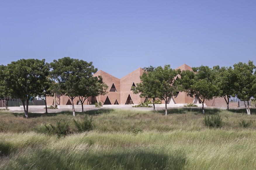 Montessori School in Maltzan EPArquitectos Macias Peredo