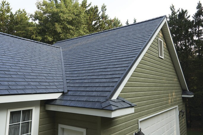 Image result for asphalt house roof