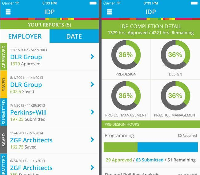 NCARB Announces Mobile App for Tracking IDP Hours