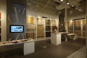 Gensler S Daltile Showroom In The Dallas Design District Architect Magazine