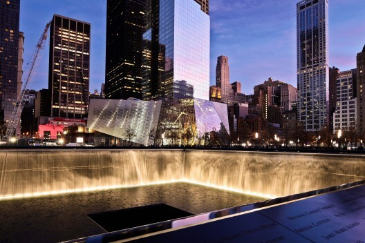 ニューヨーク、9/11メモリアルミュージアム