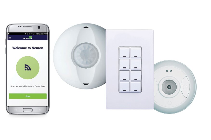 Six Lighting Controls and Systems for Commercial Applications ...