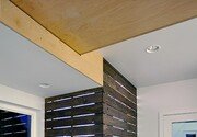 Family share residence architect magazine seattle for Reclaimed fir flooring seattle