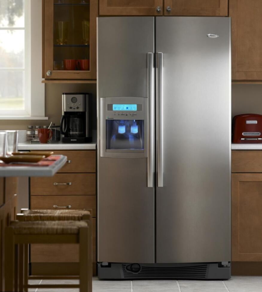 Resource Saver Refrigerator By Whirlpool Ecobuilding