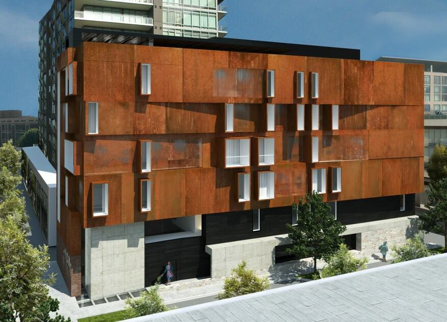 Project Gallery Tch Boutique Hotel Architect Magazine