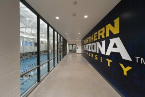 Northern Arizona University Aquatics And Tennis Complex