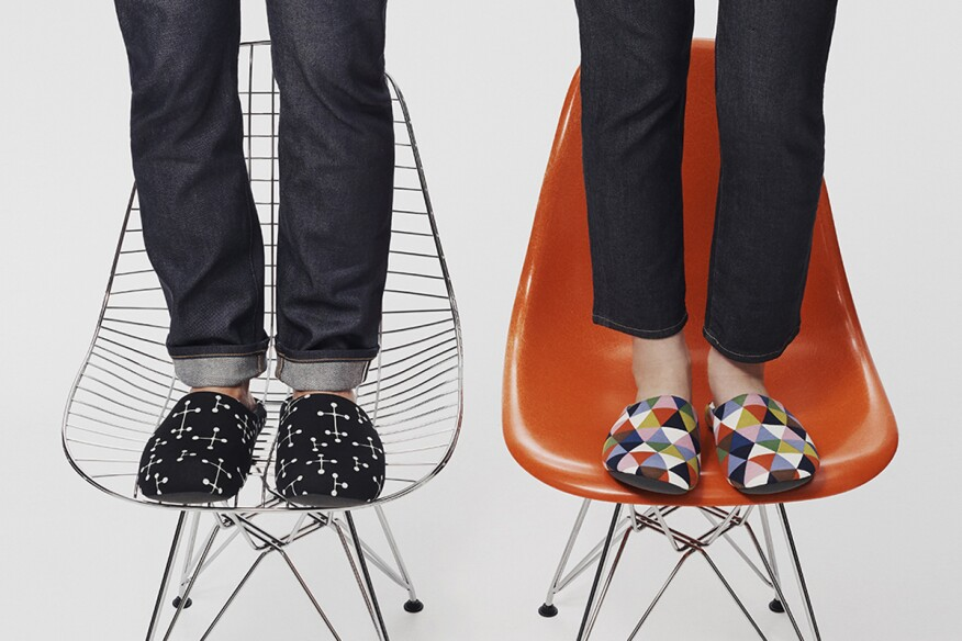 uniqlo launches eames inspired collection in us architect magazine