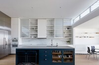 Stately Victorian Kitchen Gets a Contemporary Update
