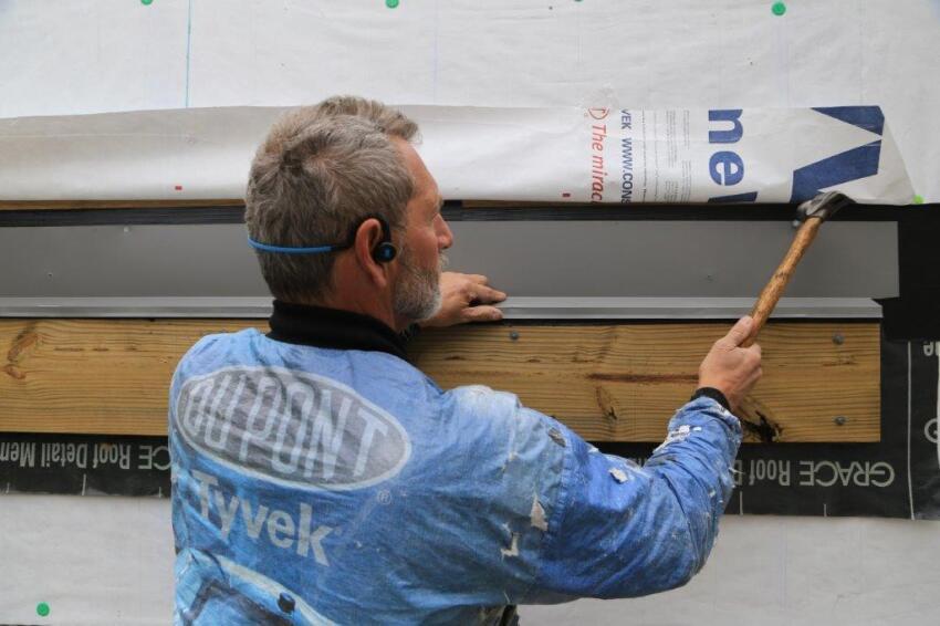 Flashing A Deck Ledger Part 2 Professional Deck Builder