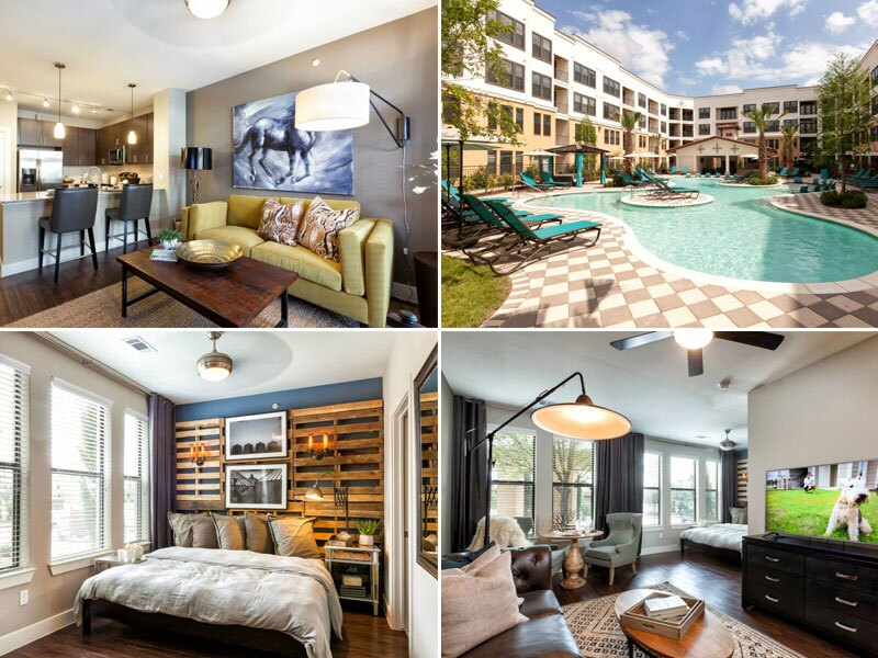 10 Of 2015 S Largest Apartment Developments Multifamily