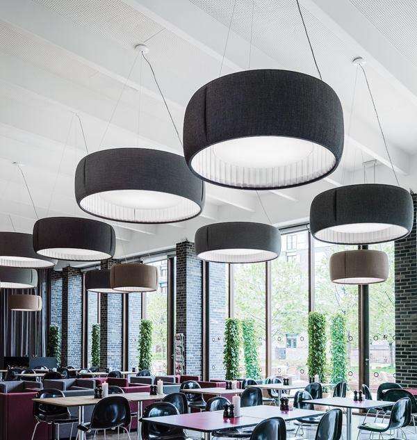 Silenzio Luceplan Architectural Lighting Magazine Products