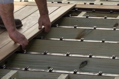 Composite 2X4 | Professional Deck Builder