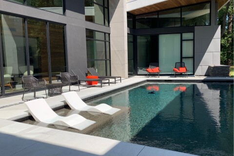 Aqua Chairs Offers In Pool Chaise, Pool Chaise Lounge Chairs In Water