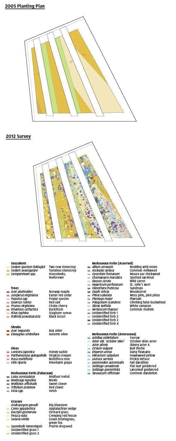 2013 r d award winner green roof vegetation study for Becker study plan