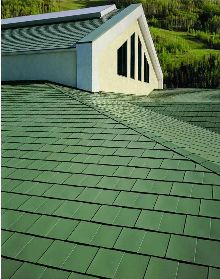 Vail Titan Select Roof Shingles By Custom Bilt Metals
