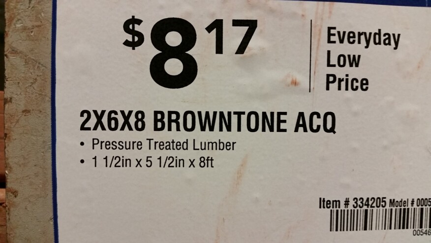 How the Lowe's 2x4 Case Has Affected Its Labeling | ProSales Online