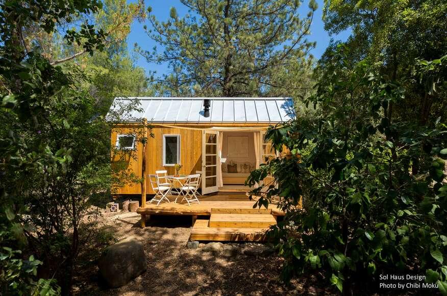 vina s tiny house ojai ca architect magazine ojai ca usa
