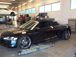 Audi Peoria Of Arizona Concrete Construction Magazine Polishing - Audi peoria