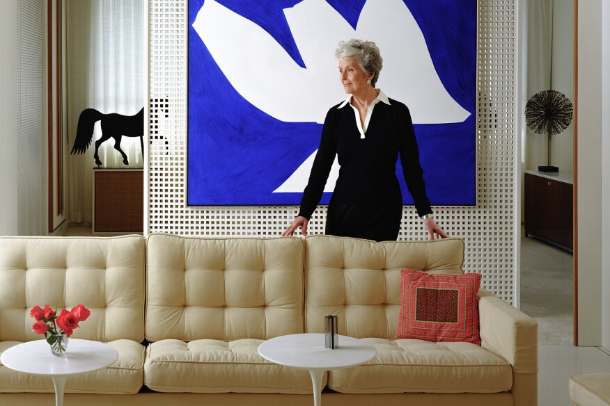 The Modern Furniture Maven: Appreciating Florence Knoll