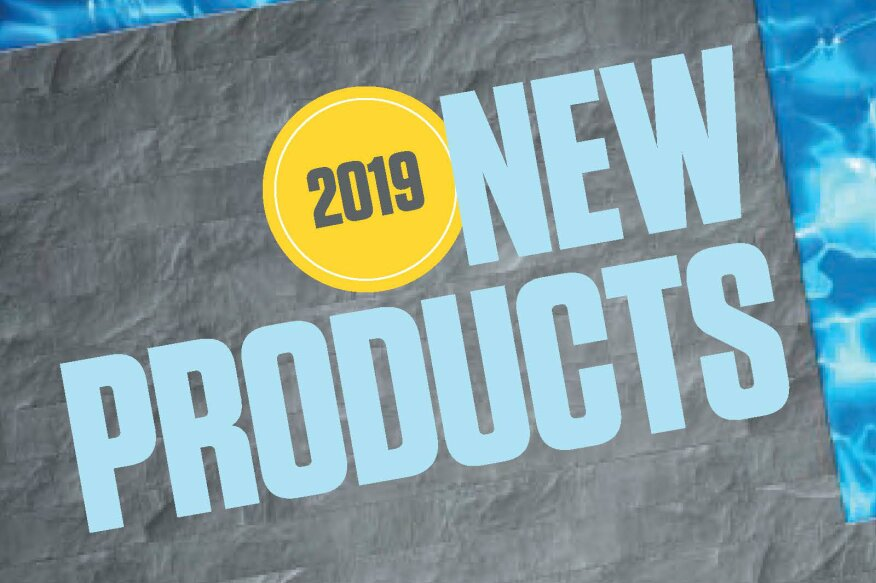 76e24322012c09b Every year, we scour the pool and spa industry in search of the latest  innovations to hit the market and bring it to you in one handy guide --  PSN's New ...