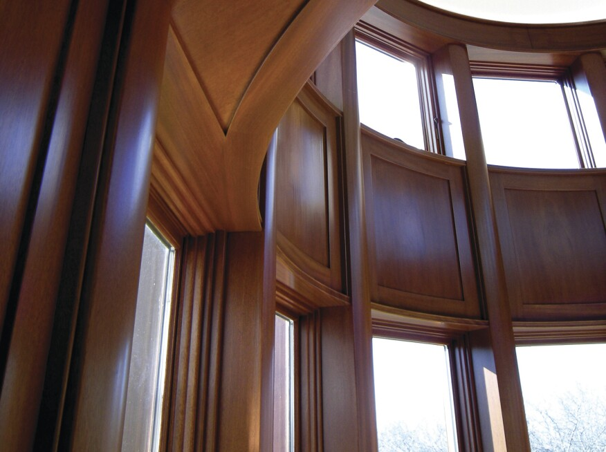 Clear Finishes For Wood Jlc Online Finishing Finishes And