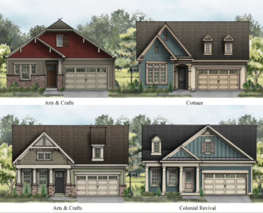 Dan ryan builders to intro 55 plus elevate homes builder for First time home builder