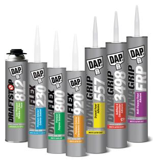 DAP Products' Spec Line | Builder Magazine