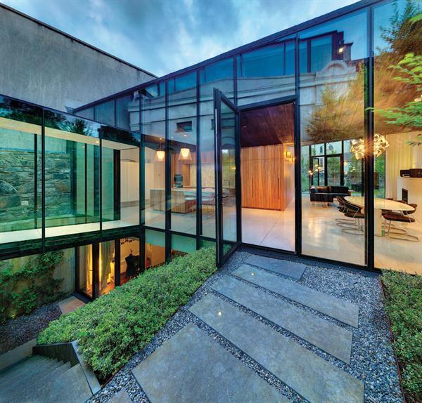 flynn mews house architect magazine lorcan o herlihy architects