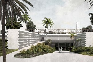 Walled gardens of nicosia architect magazine papalampropoulos