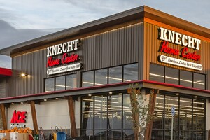 Knecht Home Center's facility in Spearfish, S.D.