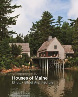 Elliott and elliott 39 s maine houses where modern meets for Maine residential architects
