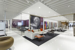 Knoll Houston Offices And Showroom Architect Magazine
