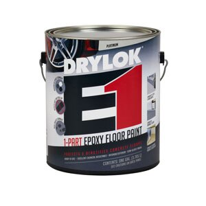 Drylok E1 1 Part Epoxy Floor Paint New