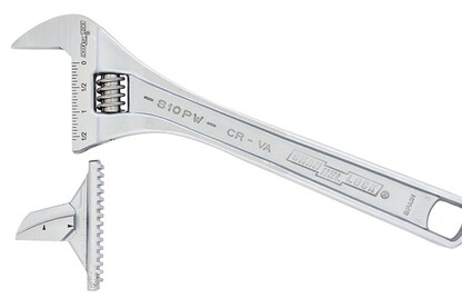 Crescent X6 Pass-Thru Adjustable Wrench | Tools of the Trade